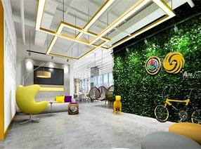 AM設計|AM雷雨明|AM辦公空間設計|AM傳媒大學鳳凰學院辦公設計