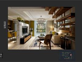 晋善地产白领公寓写字楼C户型