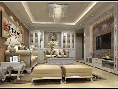 国宾城位于重庆市渝北区,户型以较大的高层为主。本案
