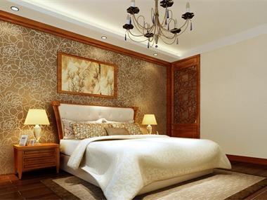新中式一改传统中式风格古色古香、雕梁画栋给人的刻板