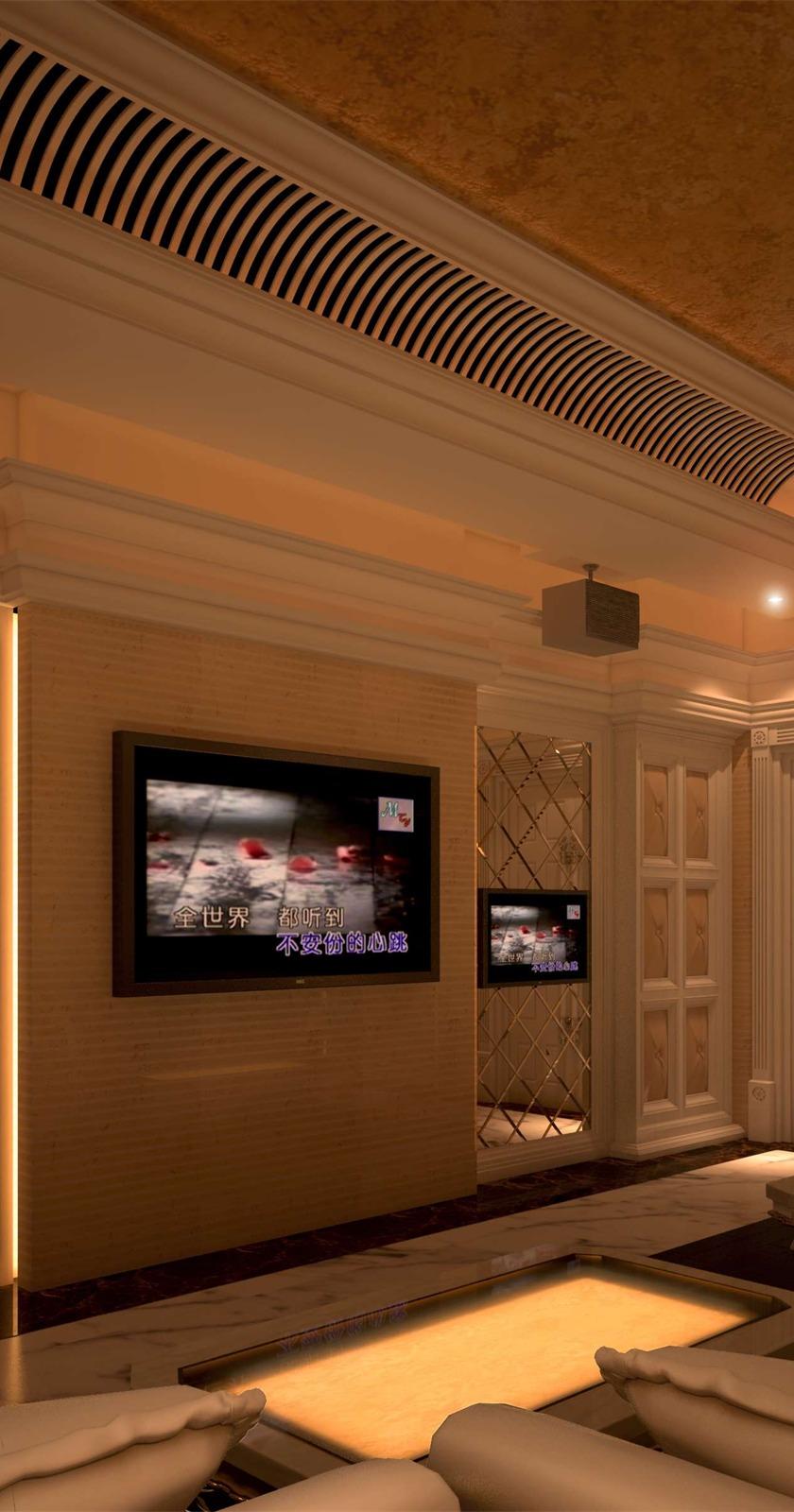 欧式KTV设计案例