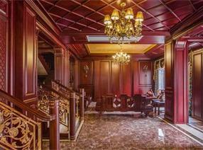明珠城尼斯苑别墅设计