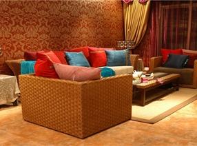 东南亚风格设计案例