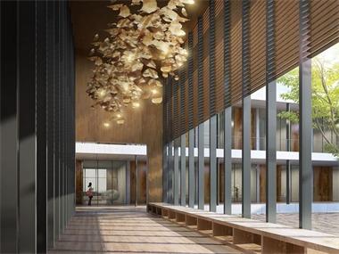高档办公楼设计作品