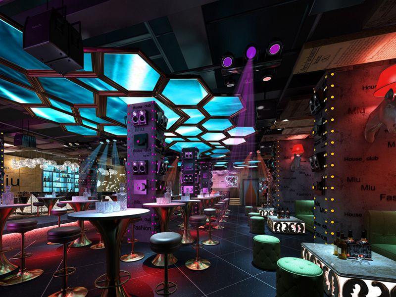 青浦酒吧设计案例