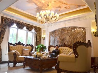 中景水岸客厅