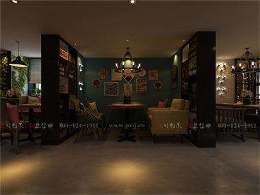 沈阳川泽三休闲主题餐厅项目设计