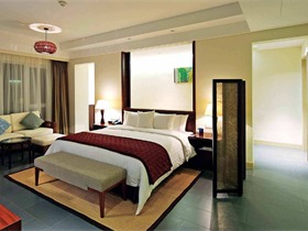 惠州金海湾喜来登度假酒店酒店空间飘窗