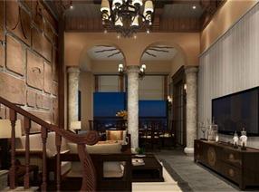 蓬莱之城别墅设计
