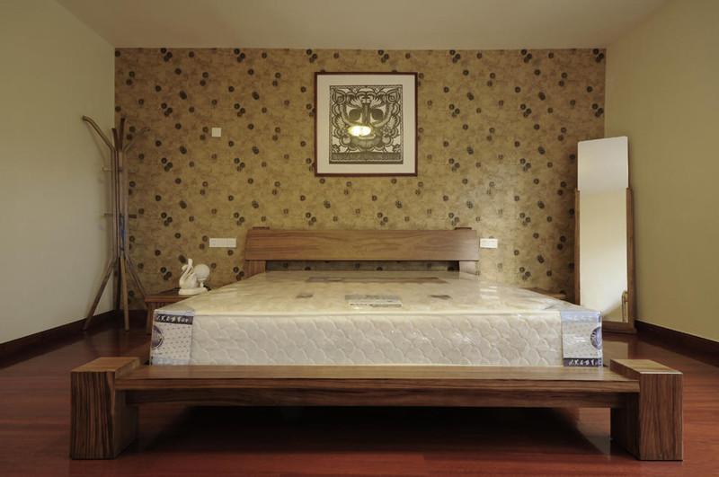 金科中华坊卧室