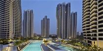新加坡最大公寓综合体D'Leedon完工,扎哈·哈迪德的最后项目之一