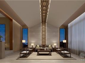 锦园·中式别墅设计