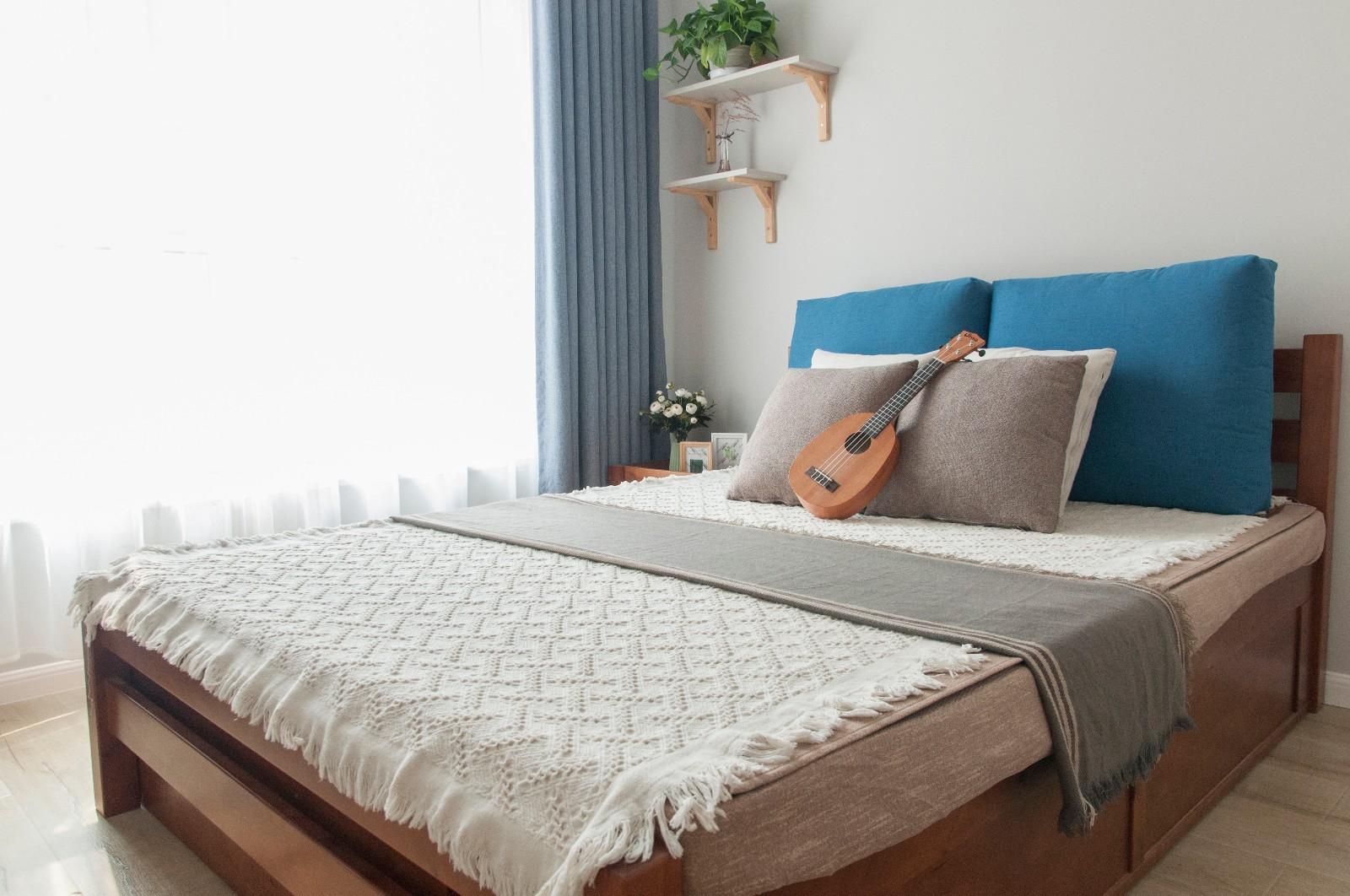 北欧卧室其它实景图