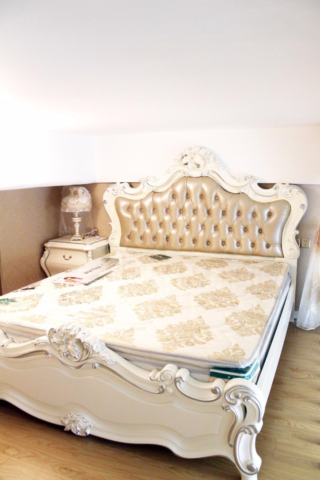 简欧卧室其它实景图