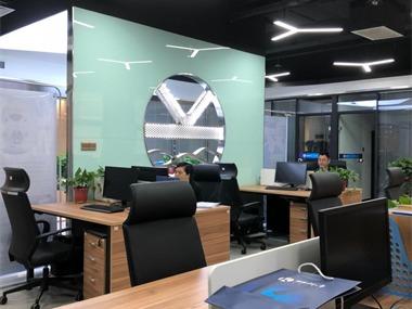 科泽律师事务所办公室设计