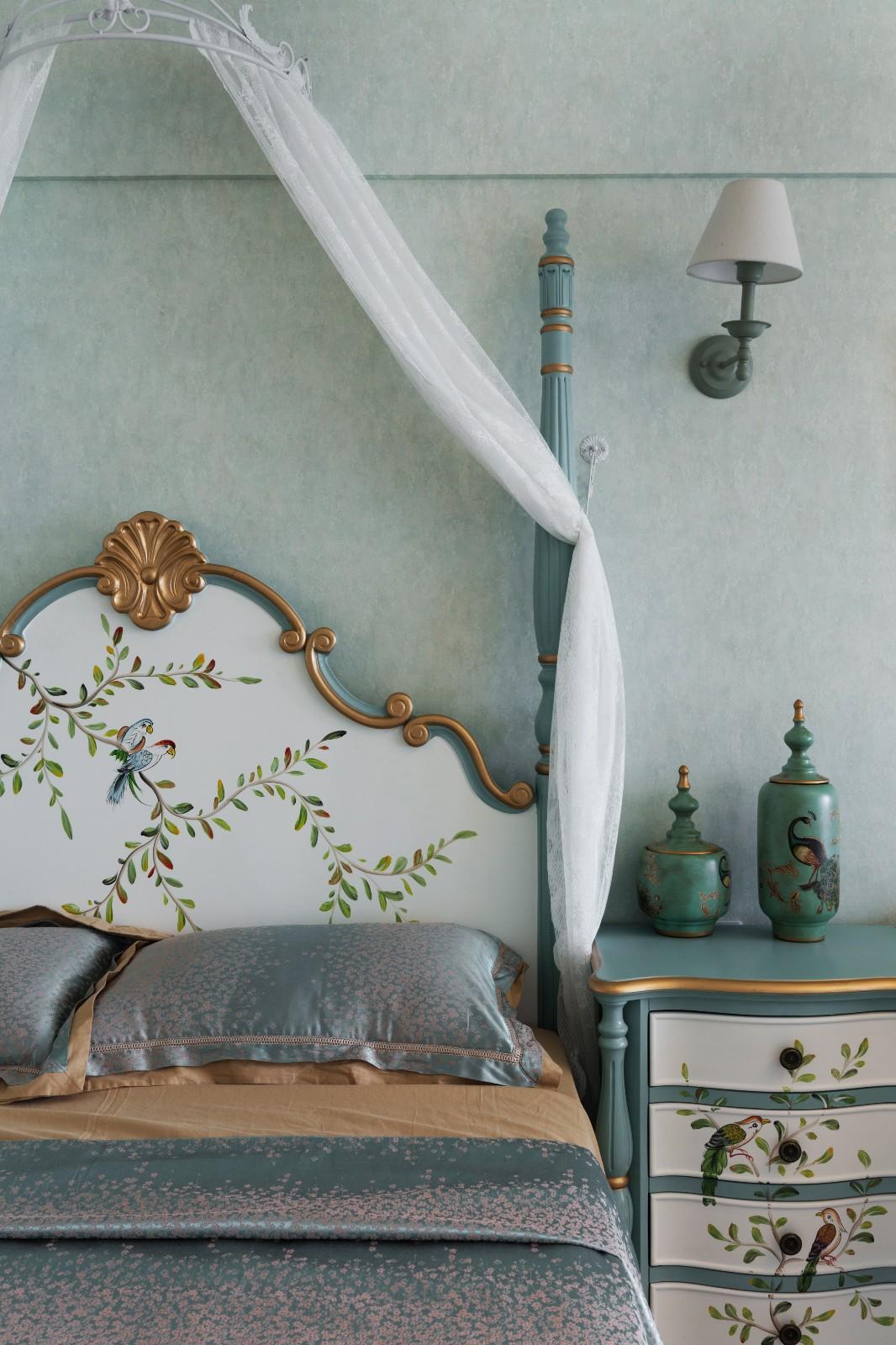 欧式卧室其它实景图