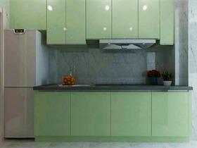 简约厨房橱柜效果图