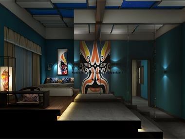 六安专业酒店设计-红专设计|星宇·蜀居酒店
