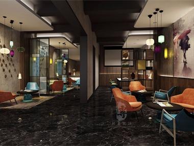 六安专业酒店设计公司-红专设计|悦·时尚生活酒店