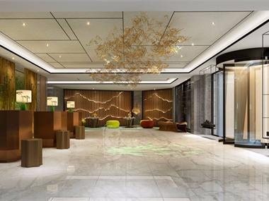 泉州专业酒店设计-红专设计|竹子国际大酒店