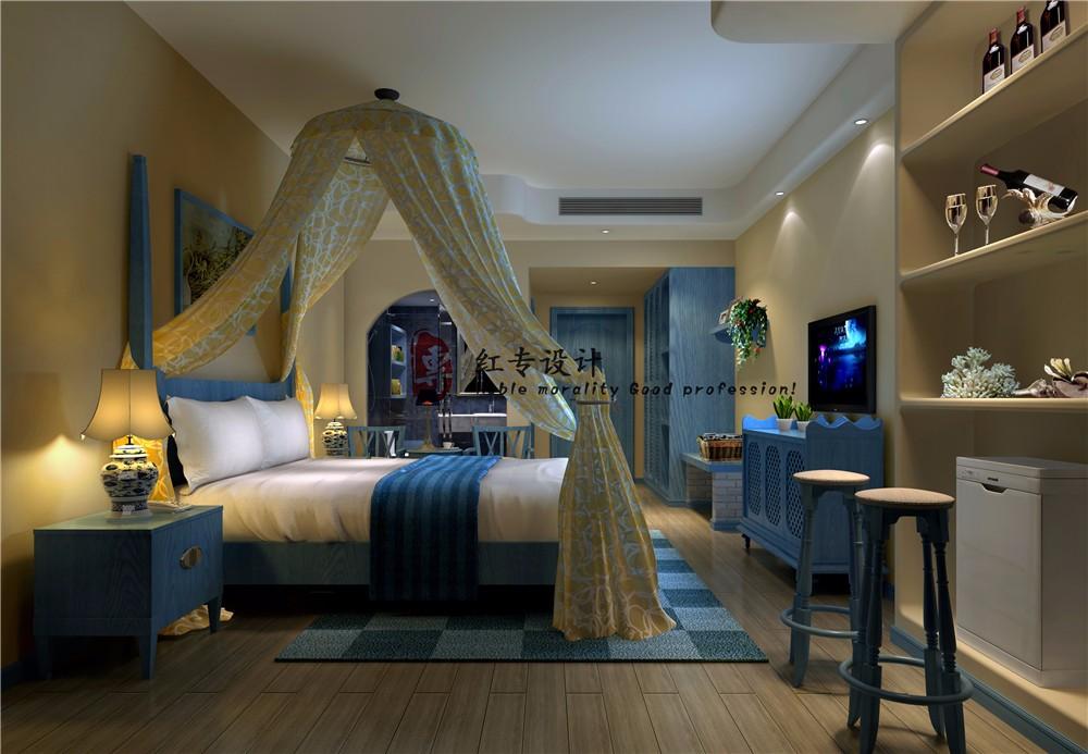 资阳专业酒店设计公司-红专设计|天域风情酒店