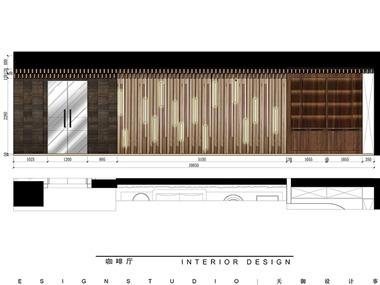 创享家咖啡馆丨设计图