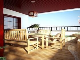阳台再小没关系,精心设计也能美美哒