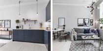 室内设计|37平米的精致北欧公寓