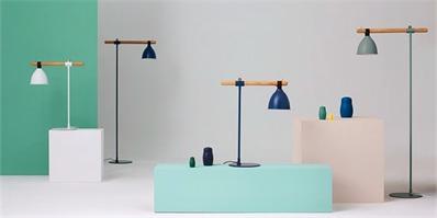 中国品牌合作国际设计师 创作一盏陪伴家人的百搭灯