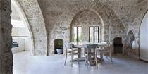 以色列雅法住宅设计 当代极简主义遇上古典禁欲主义