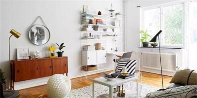 小空间收纳 教你如何让小面积公寓利用最大化