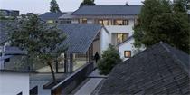 乡宿上泗安 融入村落环境的分散式乡间酒店