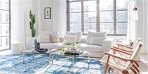 曼哈顿优雅公寓|即使位于喧闹的都市,一踏进这里便可享受宁静