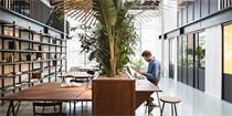 比利时Fosbury&Sons办公室设计 打造文艺复兴式的办公空间