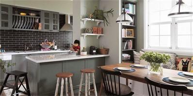 厨房装修成开放式的到底好不好?开放式厨房装修注意事项有哪些
