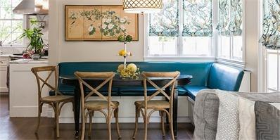 如何利用厨房角落空间?这个有6个设计方案供你参考
