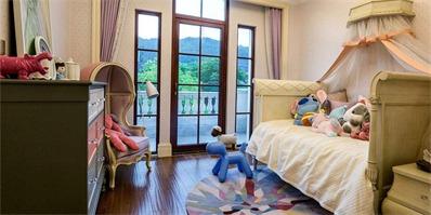 儿童房装修的八大安全隐患 别在装修上坑了娃!