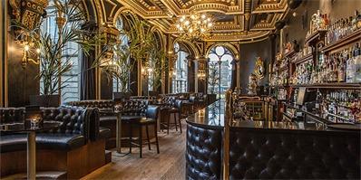 在爱丁堡必去的鸡尾酒吧