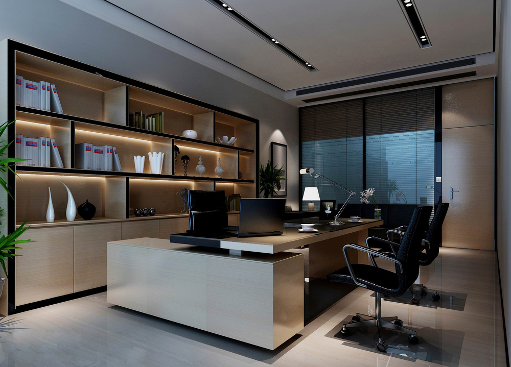 山广弘集团办公室