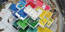丹麦乐高之家,用建筑真实地展现了乐高积木的无限可能性