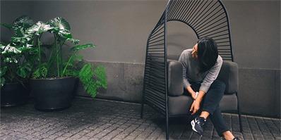 棚架扶手椅 墨西哥建筑风格的别样诠释