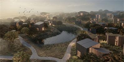 环境友好型模块化住宅—零碳排放