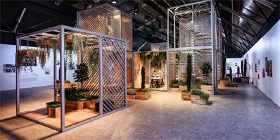 """上海""""城市蜂巢""""展览,重新思考未来生态生活方式"""