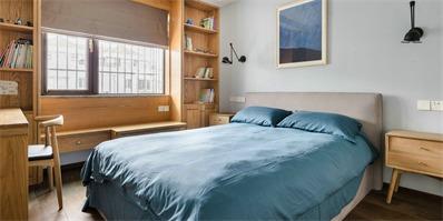 卧室小怎么装修 解救小卧室的7种方案
