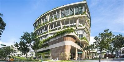 新加坡Heartbeat@Bedok大楼 呼应以社区为导向的当代建筑需求
