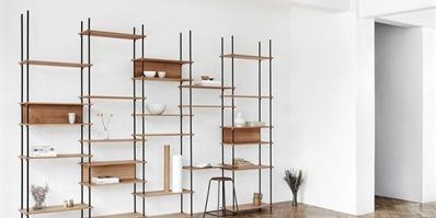 MOEBE 2018全新家具系列|来自北欧的极简设计