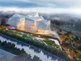 佩里·克拉克·佩里建筑师事务所赢得成都自然博物馆国际设计竞赛