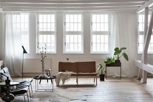 慕尼黑现代时尚感公寓 大气宁静的阁楼住宅