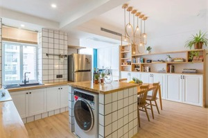橱柜台面这样选,厨房耐用30年不过时!