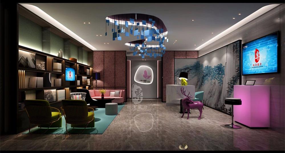 海口专业酒店设计公司-红专设计|一花一世界精品主题酒店